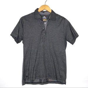 Peter Millar Luxury Cotton Short Sleeves Polo Top